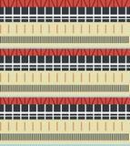 Abstract streeppatroon Royalty-vrije Stock Afbeeldingen