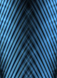Abstract Stripe blue line curve. Web of stripe line Royalty Free Stock Photography