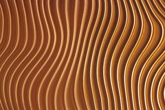 Abstract stripe landscape stock photo