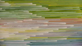 Abstract stripe pattern : paint oil colors on canvas royalty free illustration