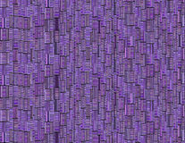 Abstract striped backdrop in purple lavender Stock Photography