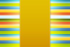 Abstract striped background. Image of a striped colored background Stock Photo