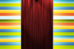 Abstract striped background Royalty Free Stock Image