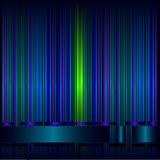 Abstract striped background Royalty Free Stock Images