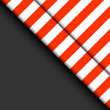 Abstract striped background. Stock Photo