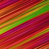 Abstract striped background Stock Photography