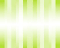 Abstract striped background. In green. Vector-Illustration Royalty Free Stock Image