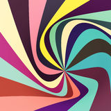 Abstract striped background Stock Image