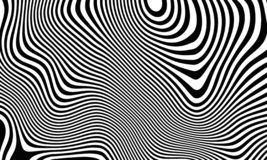 Free Abstract Striped Background In A Zebra Style. 3D Rendering Royalty Free Stock Photo - 127480195
