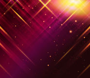 Abstract striped background with light effects. Royalty Free Stock Photos