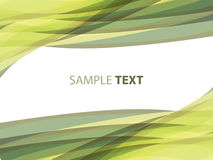Abstract striped background in olive tones Stock Photo