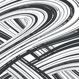 Abstract striped background. Vector illustration Royalty Free Stock Photos