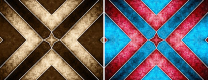 Abstract pattern background Stock Images