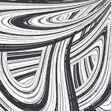 Abstract striped background. Vector illustration Stock Photos