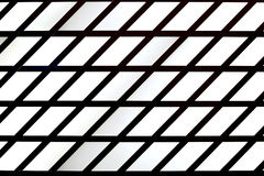 Abstract striped grid textured background Stock Photos