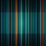Abstract striped orange and green background Stock Photography