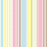 Abstract striped pattern Royalty Free Stock Photo