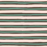 Abstract striped print. Stock Photo