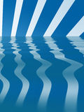 Abstract stripes background Royalty Free Stock Photo