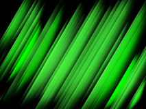 Green stripes background Royalty Free Stock Photos
