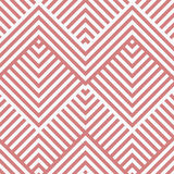 Abstract stripped geometric background, vector illustration Stock Images