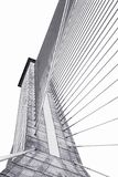 Abstract structural of bridge detail Royalty Free Stock Photos