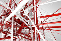 Abstract Structure Royalty Free Stock Photo