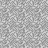 Abstract structure seamless pattern Royalty Free Stock Images