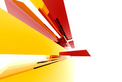 Abstract Structure012. Abstract boxes design12 vector illustration