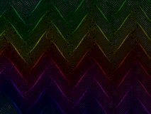 Abstract stylized lines, vector Stock Photos