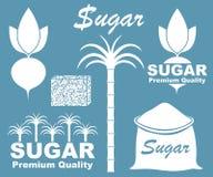 Abstract Sugar. Icon