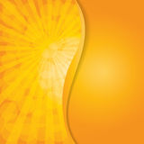 Abstract summer background. Stock Photos