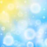 Abstract summer blurs. Use for background or texture Royalty Free Stock Photos
