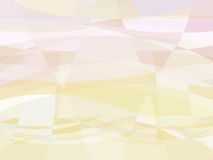 Abstract summer geometry background with wave. Stock Images