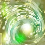 Abstract summer lights, blurred pattern. royalty free illustration