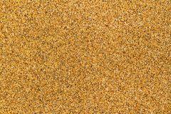 Yellow sand background Royalty Free Stock Photos
