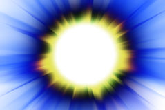 Abstract Sun royalty free stock images