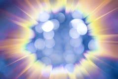 Abstract Sun Stock Photo