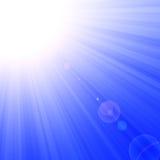 Abstract sun Royalty Free Stock Photos