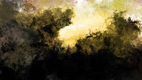 Abstract sun background clouds rust rough wall  illustration painting. Abstract texture sun background clouds rust rough wall  illustration inspiration painting Stock Photography