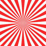 Abstract Sun Burst Background From Radial Stripes Royalty Free Stock Photo