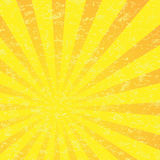 Abstract Sun Burst Pattern. Royalty Free Stock Images