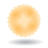 Abstract Sun illustration Royalty Free Stock Photo