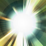 Abstract sun ray background Royalty Free Stock Photos