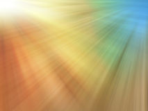 Abstract sun ray texture Stock Images