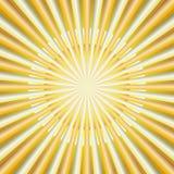 Abstract sun rays Stock Photo