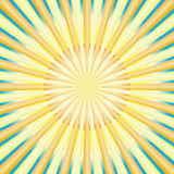Abstract sun rays. Illustration vector abstract sun rays Royalty Free Stock Photography