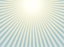 Abstract sunburst background vintage of halftone pattern design stock illustration
