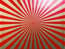 An abstract sunburst pattern royalty free stock photos