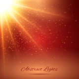 Abstract Sunlight Background Stock Photos
